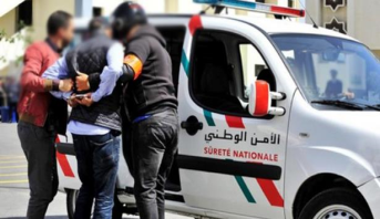 Tanger : Arrestation d'un individu pour atteinte aux biens d'autrui et mise en danger de la vie de citoyens à l'aide d'une arme blanche (DGSN)