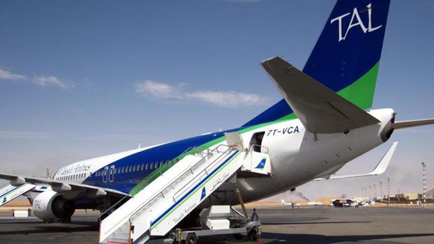 مدي 1 تي في - الأخبار : الجزائر: انحراف طائرة عن المدرج في سطيف