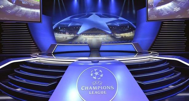 Résultats des barrages retour de la Ligue des Champions