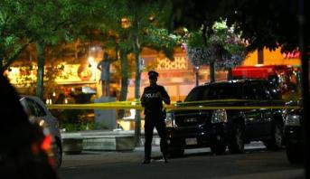 قتيلان و13 جريحا في إطلاق نار في تورونتو