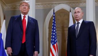 قمة ثانية مرتقبة بين الرئيسين الأمريكي والروسي