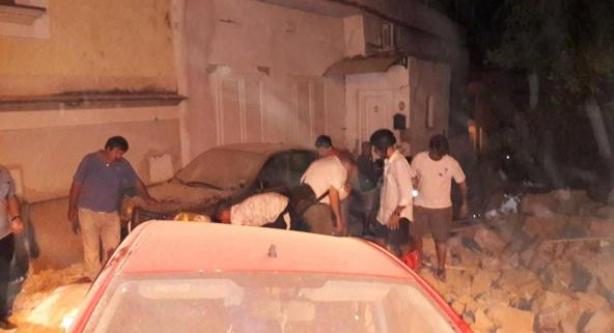 مصرع شخصين في زلزال بقوة 4 درجات ضرب جزيرة إسكيا بإيطاليا