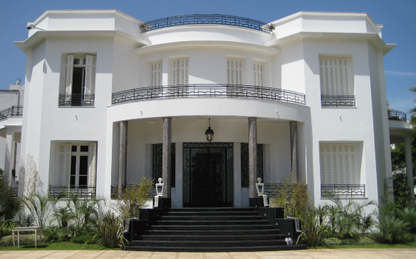 Villa Des Arts Casablanca la Villa Des Arts de