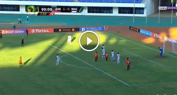 Ligue des Champions d'Afrique: Défaite du WAC sur la pelouse du FC Zanaco de Zambi