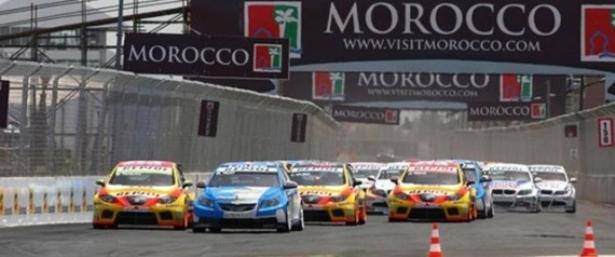 WTCC: le Grand Prix de Marrakech le 9 avril prochain en ouverture de la saison 2017