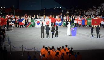 """مغربيان يفوزان بـ """"مدالية التميز"""" في المسابقة العالمية للمهارات بأبوظبي"""