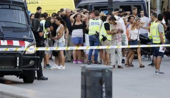 Attentats en Espagne: des victimes de plus d'une trentaine de nationalités