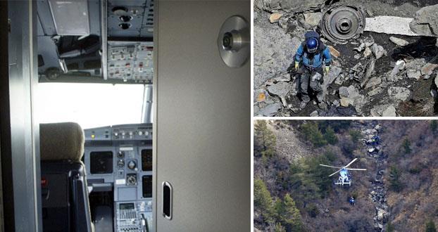 بالفيديو.. اللحظات الأخيرة لركاب الطائرة الألمانية
