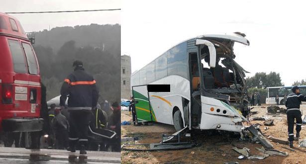 Accident mortel sur l'autoroute Marrakech-Agadir