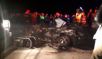 مصرع ثلاثة ألمان وإصابة ثلاثة فرنسيين بجروح في حادثة سير بين الصويرة وأكادير