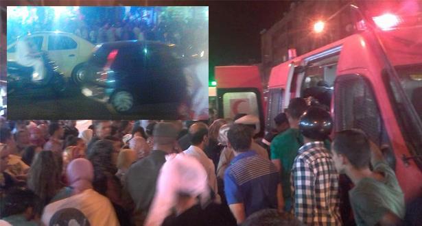 Marrakech: Arrestation d'un individu ayant commis un accident de la circulation avec délit de fuite (DGSN)