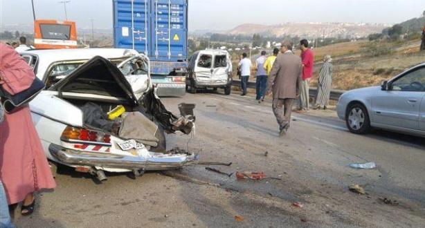 Trois morts et quatre blessés dans un accident sur l'autoroute Rabat-Salé (Autorités locales)
