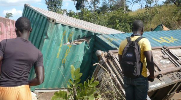 ثمانية قتلى في حادث قطار في الكونغو الديموقراطية
