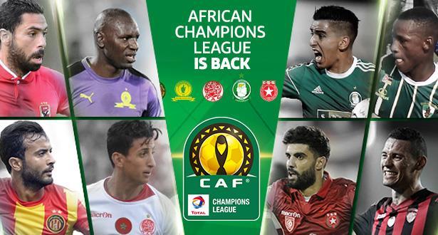 مباريات قوية في ذهاب ربع نهائي دوري أبطال افريقيا