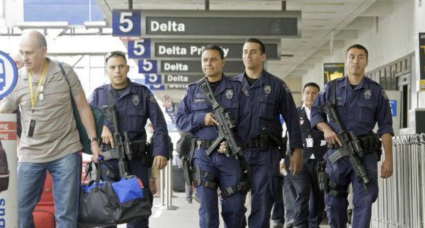 L'aéroport de Los Angeles en alerte face à une menace terroriste de Daech