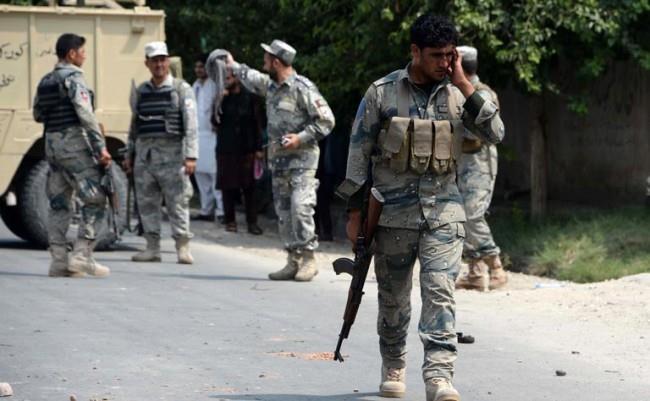 "Risque d'attaque ""imminente"" à Kaboul selon l'ambassade américaine"