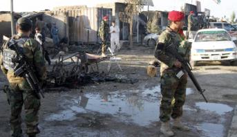 Afghanistan: mort de 18 soldats dans un attentat contre leur base