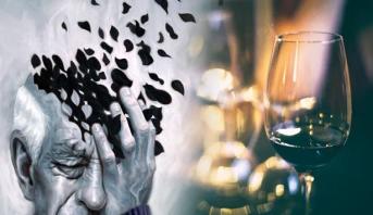دراسة حديثة حول العلاقة بين شرب الكحول والإصابة بالخرف