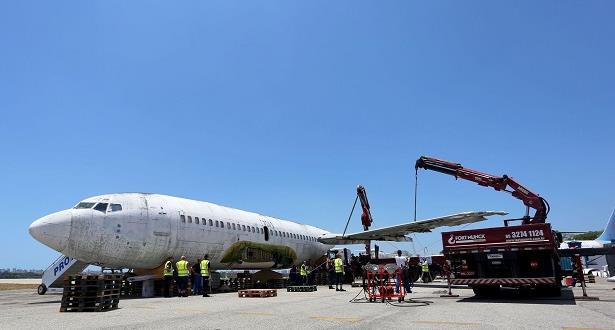 """ألمانيا تستعيد طائرة """"لاندشوت"""" التي اختطفت قبل 40 عاما"""