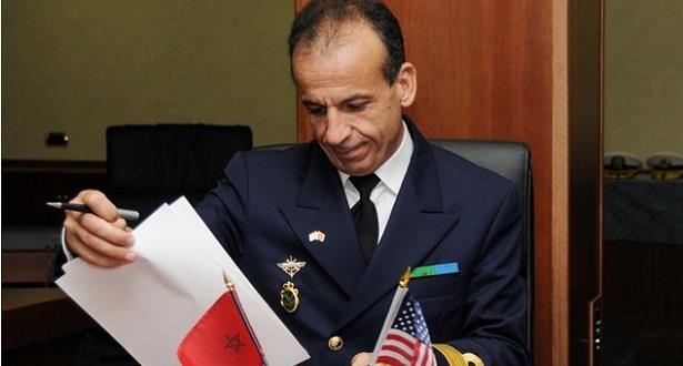 """مفتش البحرية الملكية: تعاون المغرب مع دول إفريقيا يكتسي """"أهمية خاصة جدا"""""""