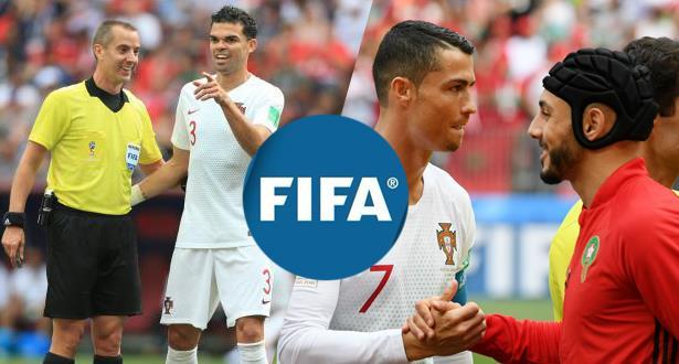 Maroc-Portugal: la Fifa répond aux propos de Noredin Amrabat sur l'arbitrage
