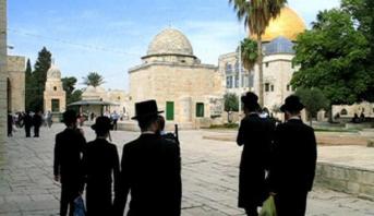 Palestine: Plus de 1.000 colons israéliens envahissent la Mosquée Al-Aqsa