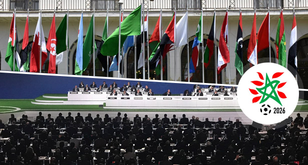 """دول عربية """"تخذل"""" المغرب في ملف المغرب 2026"""