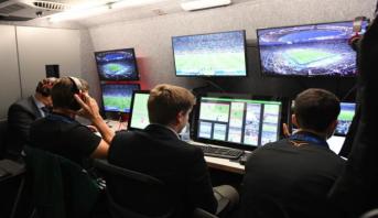 """Foot: """"l'arbitrage vidéo sera utilisé au Mondial-2018"""", affirme Infantino"""