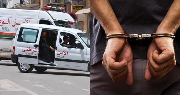 Arrestation de l'auteur présumé d'un vol sous la menace contre une touriste à Ouarzazate