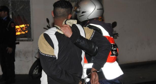 Casablanca: Un policier contraint de faire usage de son arme de service pour arrêter un individu recherché pour vol
