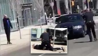 """فيديو للحظة اعتقال مهاجم """"تورونتو"""" ومعلومات حول هويته"""