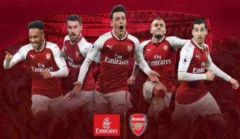 Angleterre : Emirates sponsor maillot d'Arsenal jusqu'en 2024