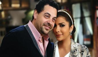 أول تعليق لزوج أصالة نصري حول واقعة مطار بيروت