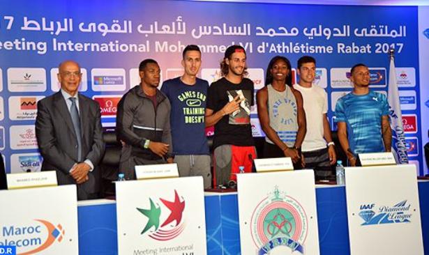 ملتقى محمد السادس لألعاب القوى يسجل خمسة أرقام قياسية جديدة