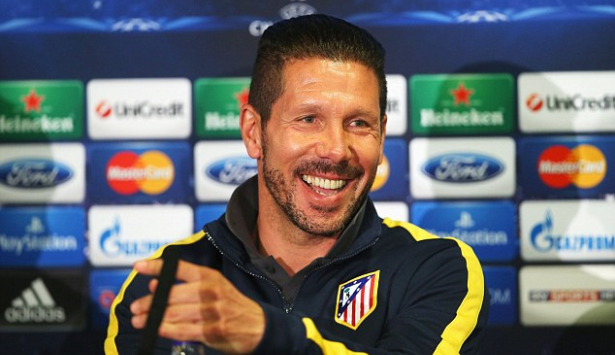Atletico Madrid: Simeone suspendu 3 matches pour un jet de ballon
