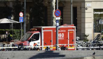 Attaque à la fourgonnette à Barcelone: au moins 13 morts