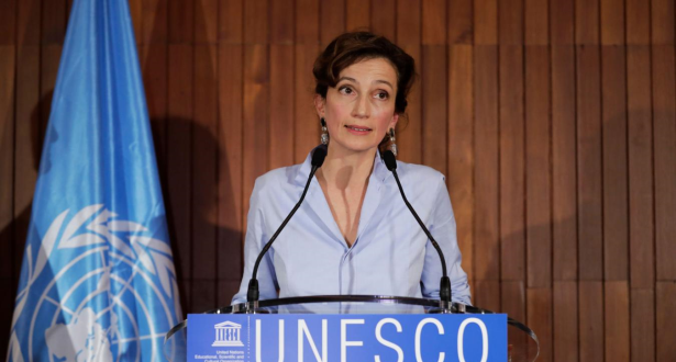 Audrey Azoulay confirmée à la direction de l'Unesco