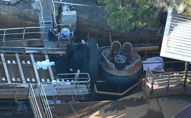 Vidéo .. Quatre morts dans un accident dans un parc d'attractions en Australie
