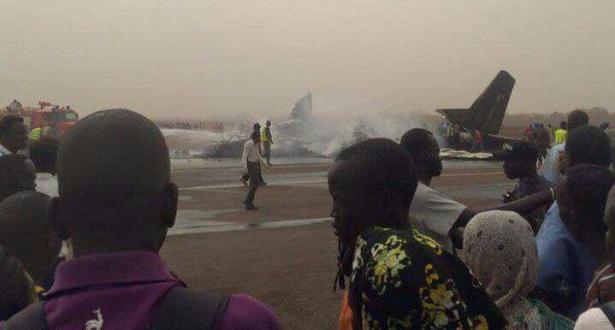 إصابات في تحطم طائرة في جنوب السودان