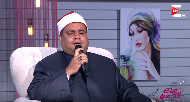 إيقاف إمام وخطيب أزهري أدى أغنية أم كلثوم على إحدى الفضائيات