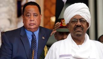 الرئيس السوداني يقيل وزير الشؤون الخارجية