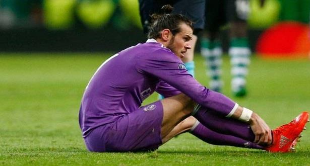 Gareth Bale opéré avec succès de la cheville