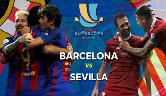 Foot: la Supercoupe d'Espagne sera jouée à Tanger