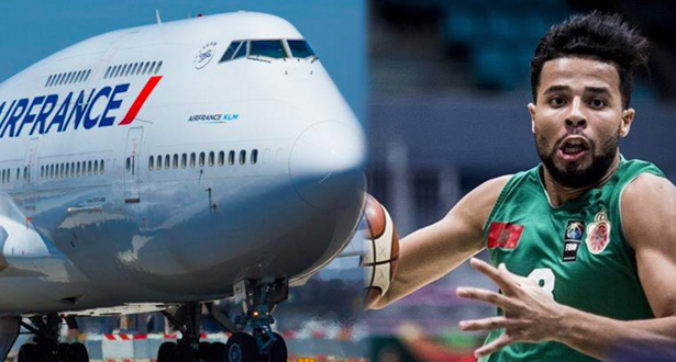المنتخب المغربي يتضرر من خطأ لشركة الطيران الفرنسية وينهزم أمام انغولا