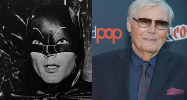 وفاة بطل مسلسل باتمان في الستينيات عن 88 عاما