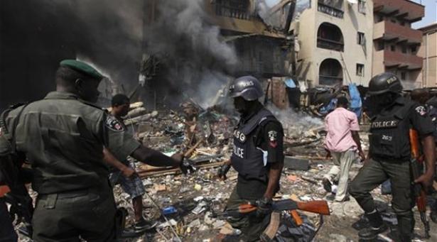 ارتفاع حصيلة الهجوم الانتحاري المزدوج في نيجيريا إلى 58 قتيلا