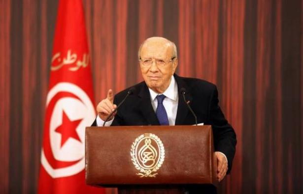 Le président tunisien appelle à des concertations avec son pays en cas d'intervention en Libye