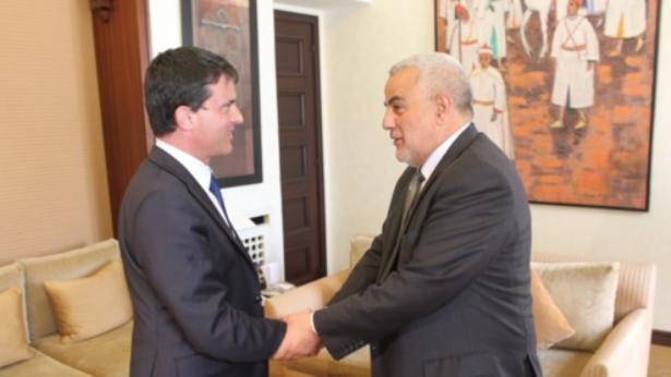 ابن كيران : يتعين صيانة العلاقات المغربية الفرنسية