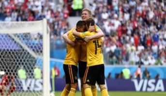 Mondial: La Belgique prend la 3e place en battant l'Angleterre (2-0)