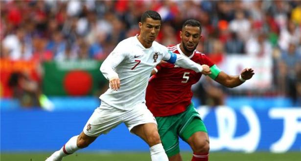 تعليق ساخر لبنعطية على أداء رونالدو في مباراة المغرب